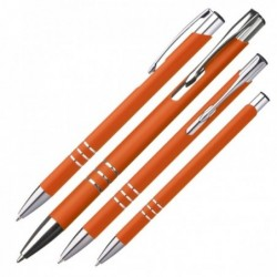 Długopis metalowy soft...