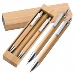 Zestaw piśmienny drewniany...