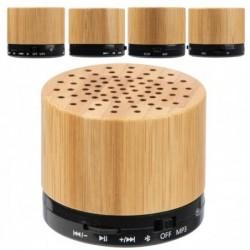 Głośnik Bluetooth drewniany...