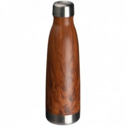 Butelka z motywem drewna TAMPA