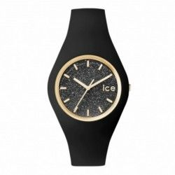 ICE glitter-Black-Medium