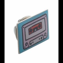 Metalowy pins Oran