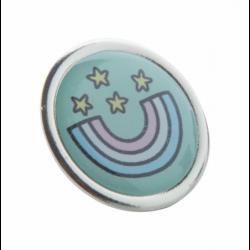 Metalowy pins Read