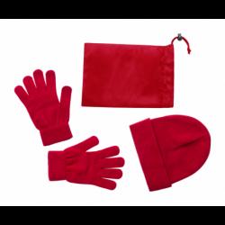 Czapka, rękawiczki / zestaw...